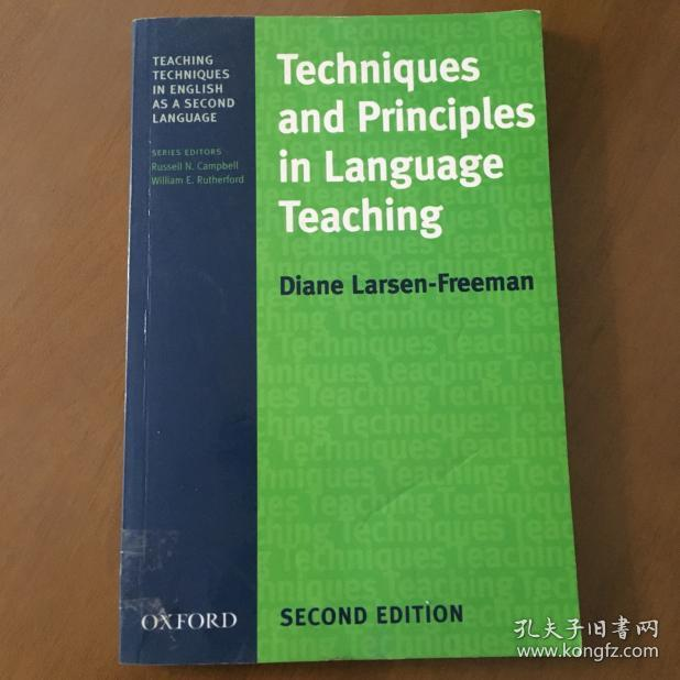 Techniques and Principles in Language Teaching(英文原版)