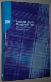 英文原版书 Asset and Liability Management Tools: A Handbook for Best Practice / Hardcover – 2003 by Bernd Scherer (Author)