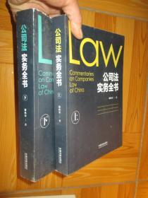 公司法实务全书   (上下)      【小16开】