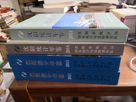 沈阳统计年鉴 2014
