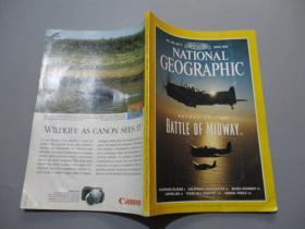 英文原版:National Geographic 美国国家地理(1999年4月号)