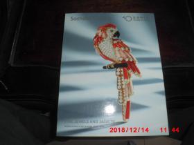 SOTHEBYS 苏富比 2013  珍贵名表   珠宝  40周年纪念