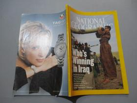 英文原版:National Geographic 美国国家地理(2006年1月号)