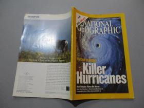 英文原版:National Geographic 美国国家地理(2006年8月号)