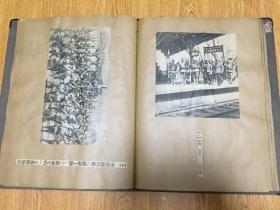 【补图勿拍】1932年日本【大坂朝日新闻】《第一次上海事变(一·二八事变/淞沪抗战)专辑》剪报册一大本厚册