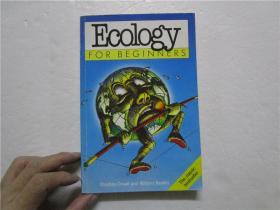大32开英文原版  Ecology FOR BEGINNERS (初学者生态学)