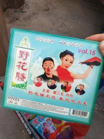 VCD 东背二人传  野花骚2、3、6、8-11、15