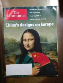 the economist 2018年10