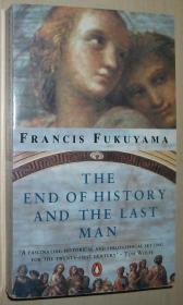 英文原版书 The End of History And the Last Man (Penguin)Paperback – 1992 by Francis Fukuyama  (Author)