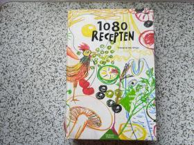 1080 RECEPTEN  精装本