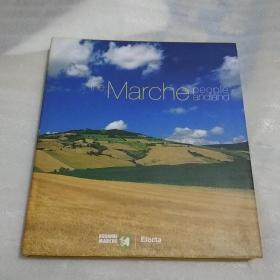 the Marche people andland 大型图册,图文并茂