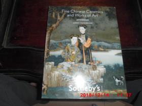 伦敦苏富比(SOTHEBYS) 2008年11月5日 中国瓷器及杂项拍卖图录:约三分之二卡尔·坎普(Carl Kempe)藏品专拍
