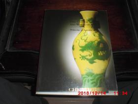 CHRISTIES  纽约佳士得  2008  (珍贵中国陶瓷及艺术品)