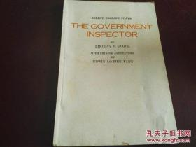 《THE GOVERNMENT INSPECTOR》(欧美名剧选 巡阅使)