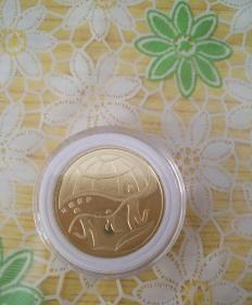 2010年环境保护普通纪念币(二组)