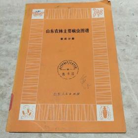 山东农林主要病虫图谱(麦类分册)