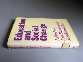 education and social change(教育与社会变革)