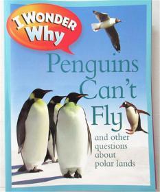 平装 i wonder ehg penguins can't fly 我想知道企鹅不能飞