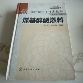 現代煤化工技術叢書:煤基醇醚燃料