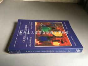 race,class,and gender:an anthology(second edition)种族、阶级和性别文选