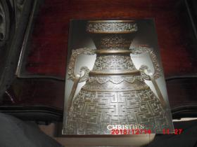 CHRISTIES  纽约佳士得  2008 (中国远古艺术  青铜器 石雕佛像  玉器 等)