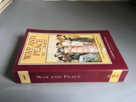 war and peace(托尔斯泰:战争与和平)