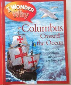 平装 i wonder why columbus crossed the ocean 我想知道为什么哥伦布越过海洋