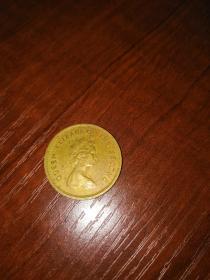 香港五毫•硬币——1977