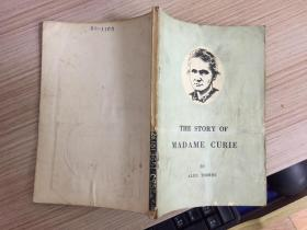 THE STORY OF MADAME CURIE 居里夫人的故事(英文版)