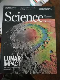 SCIENCE  26  AUGUST  2016;28 OCTOBER  2016【2本合售】