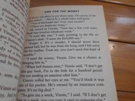 ONE FOR THE MONEY, JANET EVANOVICH