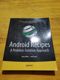 Android Recipes:A Problem-Solution Approach