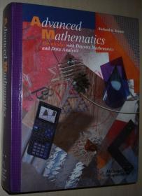 英文原版书 McDougal Littell Advanced Mathematics: Student Edition 2003 Hardcover McDougal Littel