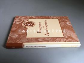 biography and autobiography(传记与自传)