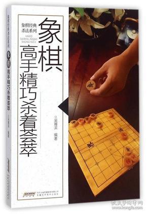 9787533773571/ 象棋高手精巧杀着荟萃/ 吴雁滨