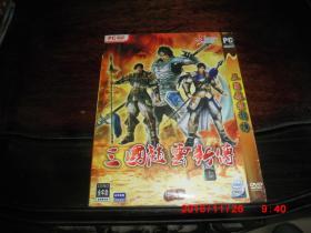 游戏光盘:三国赵云新传(1PC  DVD)
