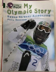 My Olympic Story (Collins Big Cat)  我的奥运故事(柯林斯大猫)