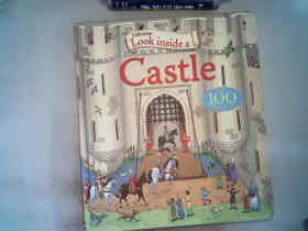 Usborne Look inside a Castle 乌斯本看城堡里面