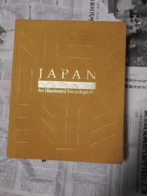 JAPAN  AnIIIustrated EncycIopedia
