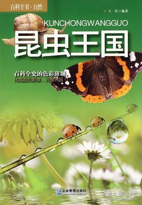 百科全书.自然:昆虫王国
