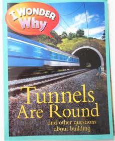 平装  i wonder tunnels are round 我想隧道是圆的