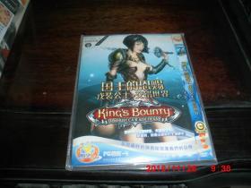 游戏光盘:国王的恩赐 戎装公主+交错世界