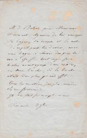 鈥滄硶鍥藉皬璇翠箣鐖垛�濆反灏旀墡鍏嬶紙Honor茅 de Balzac锛�1848骞翠翰绗斾俊 绋�鏈�