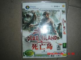游戏光盘:死亡岛