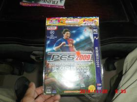 游戏光盘:实况足球2009