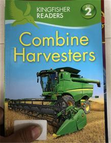 Kingfisher Readers L2: Combine Harvesters  翠鸟读者L2:联合收割机