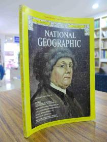 美国国家地理杂志 NATIONAL  GEOGRAPHIC 1975年JULY(英文原版)