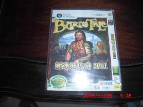 游戏光盘:新冰城传奇 2011
