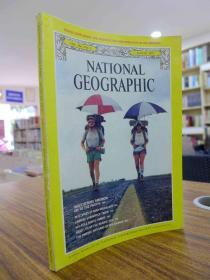 美国国家地理杂志 NATIONAL  GEOGRAPHIC 1979年 AUGUST(英文原版)