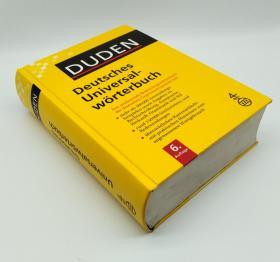 德语字典 Duden - Deutsches Universalwörterbuch A-Z